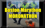 Boston Marathon Moronathon