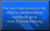 Why Fluoridation Should Be Halted