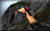 Wingsuit B.A.S.E. Jumping